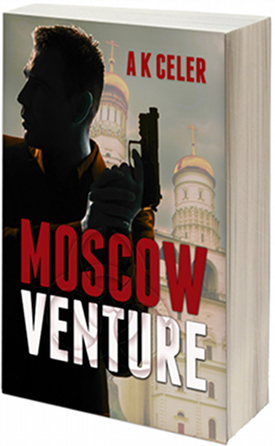 Moscow Venture 3d Cover