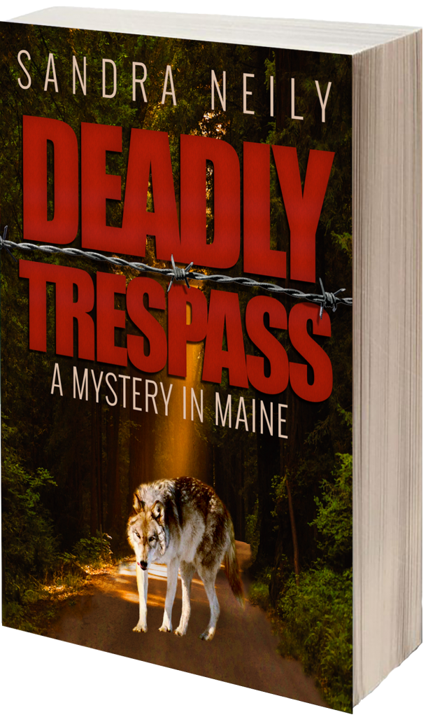 Deadly Trespass Sandra Neily