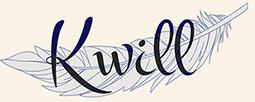 Kwill Books Logo